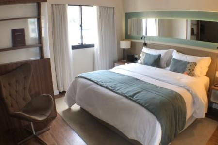 Hotel cinco estrelas em São Paulo: Clarion Faria Lima