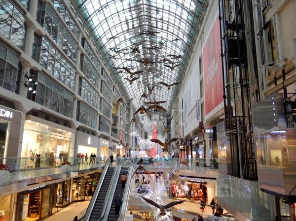 Eaton Center Toronto