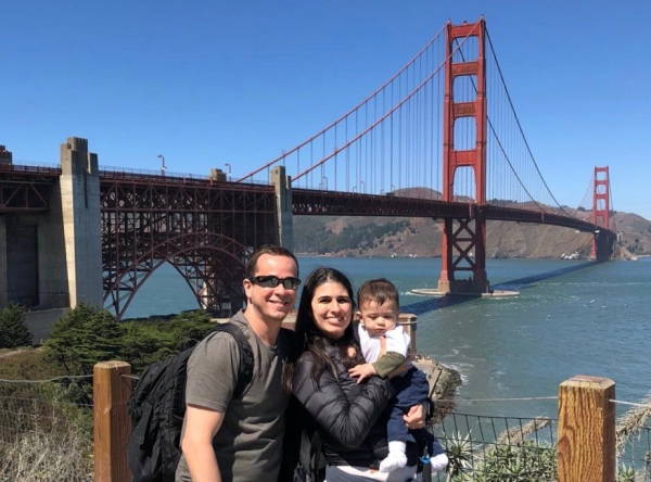 Mirante Golden Gate Bridge