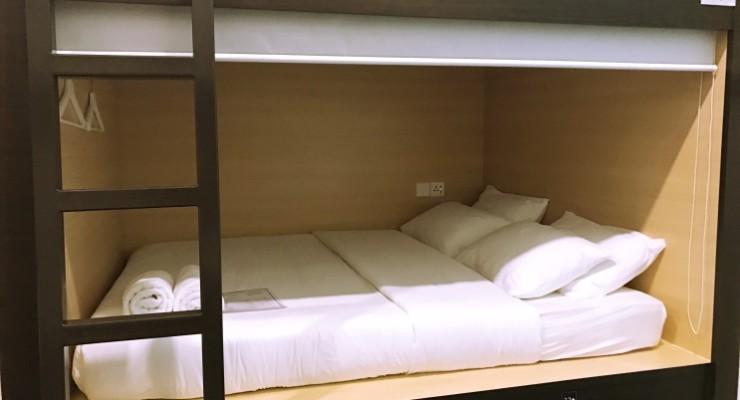 Sri Lanka: dica de hotel em Colombo – hotel boutique cápsula