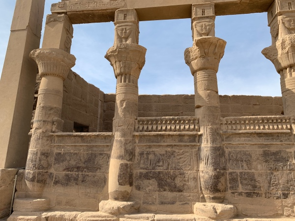 10 dias no Egito Philae Temple
