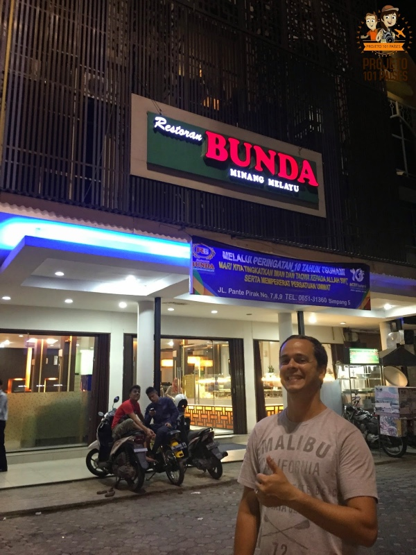 Banda Aceh Restaurante Bunda