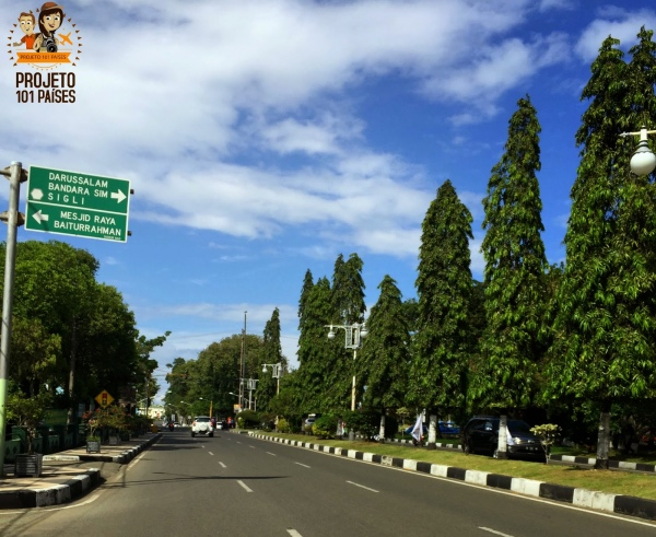 Ruas de Banda Aceh