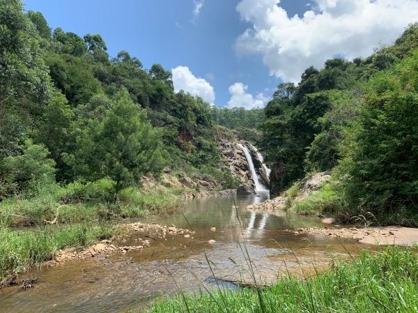 Mantenga Falls Suazilândia