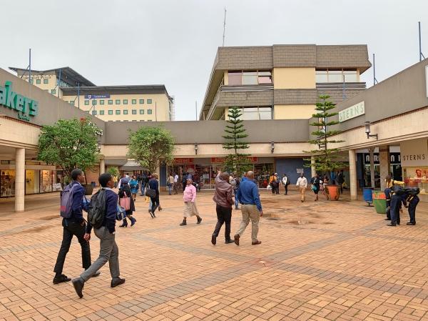 Swazi Plaza
