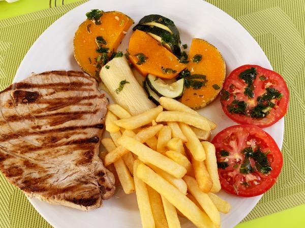 Comida em Cabo Verde