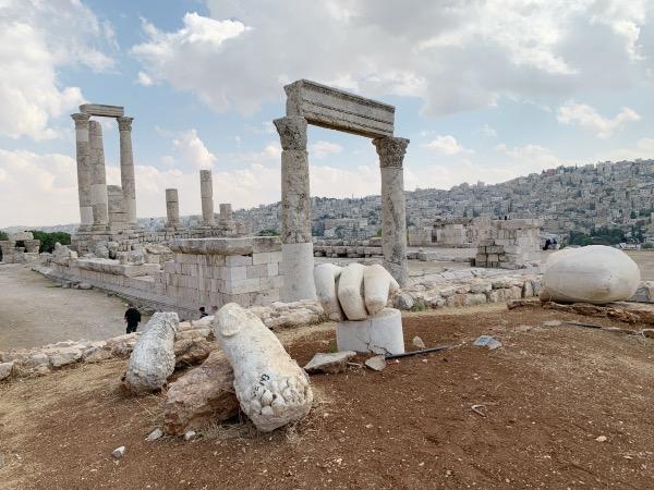 O que ver na Jordania
