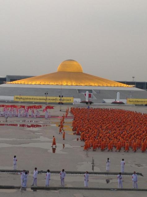 Wat Phra Dammakaya