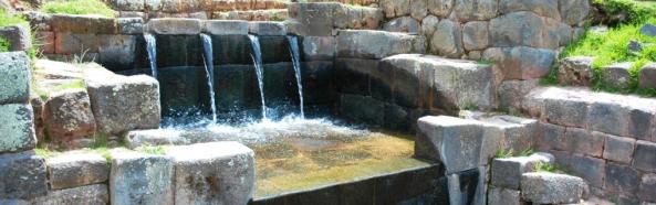 Tipón Templo da Água