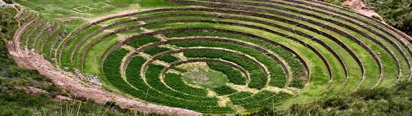 Vale Sagrado - Moray