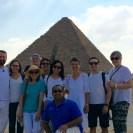 Pirâmide de Miquerinos - Egito