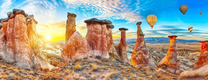 Viagens Sagradas: Turquia • Set 2020 • Capadocia