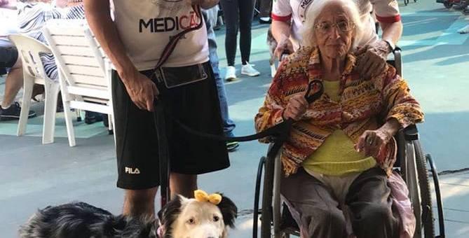 MEDICÃO BRASIL SEMPRE PRESENTE NO BEM VIVER VALINHOS