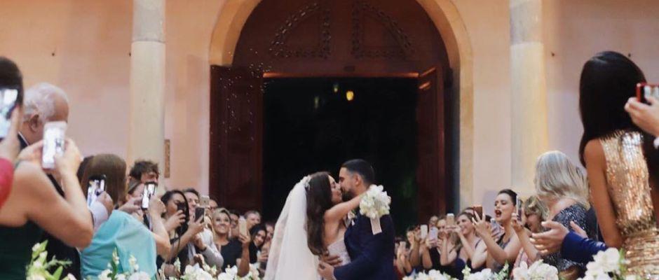 Casamento de Thaila Ayala