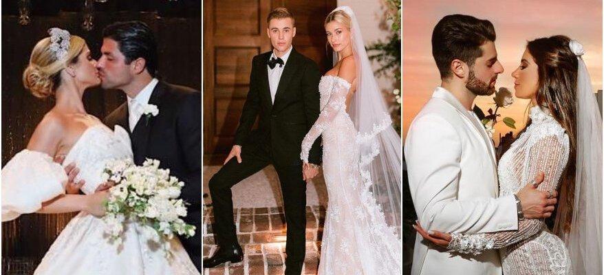 Relembre 18 casamentos dos famosos que marcaram 2019