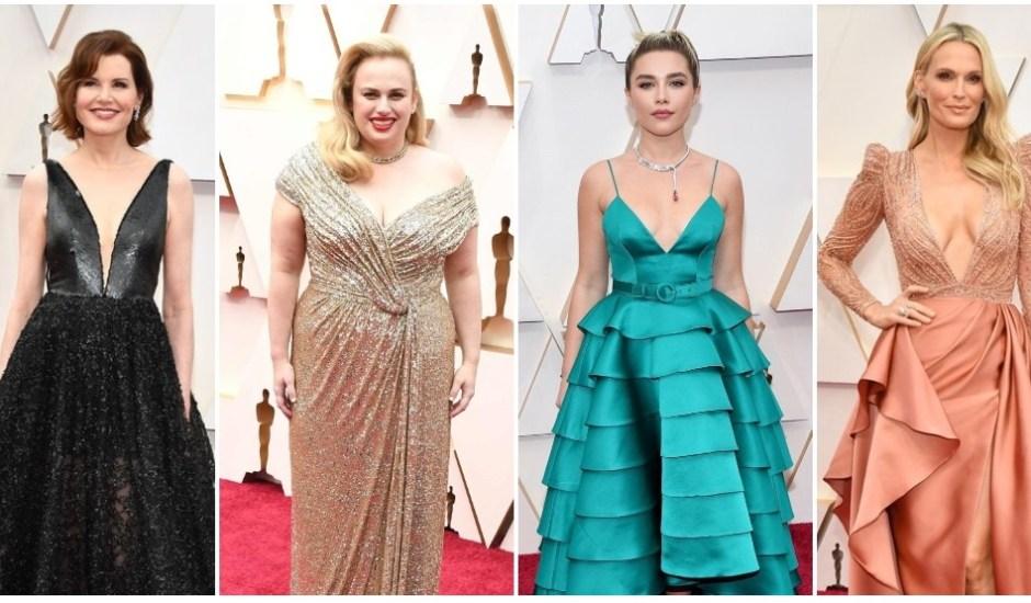 Oscar 2020: dez looks das celebridades para se inspirar nos casamentos
