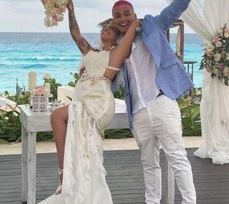 Casamento de MC Mirella; veja detalhes