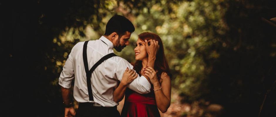 Ensaio pré wedding pelos olhos da Close Art Fotografia