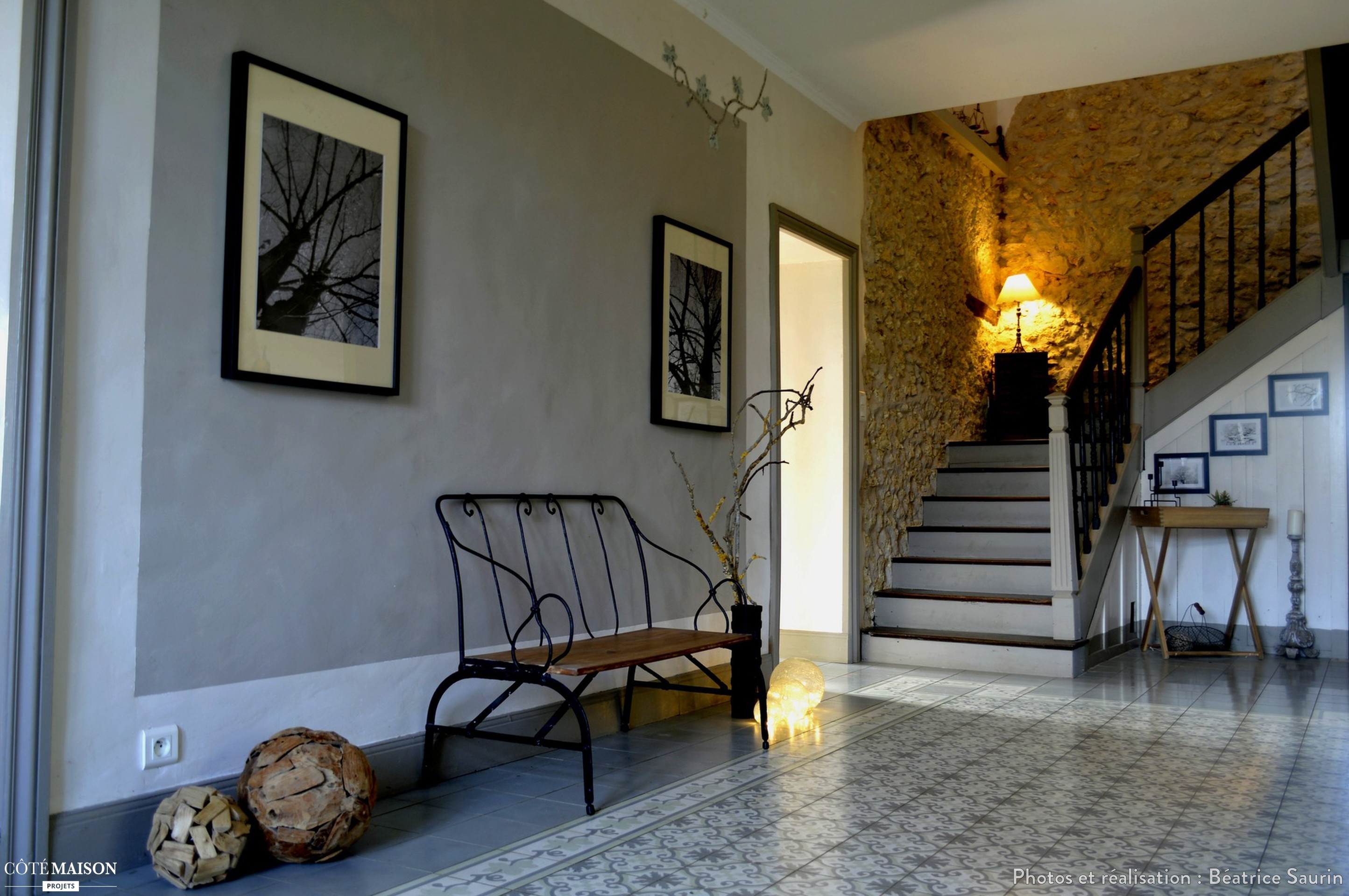 Decoration Interieur Maison De Maitre Segu Maison