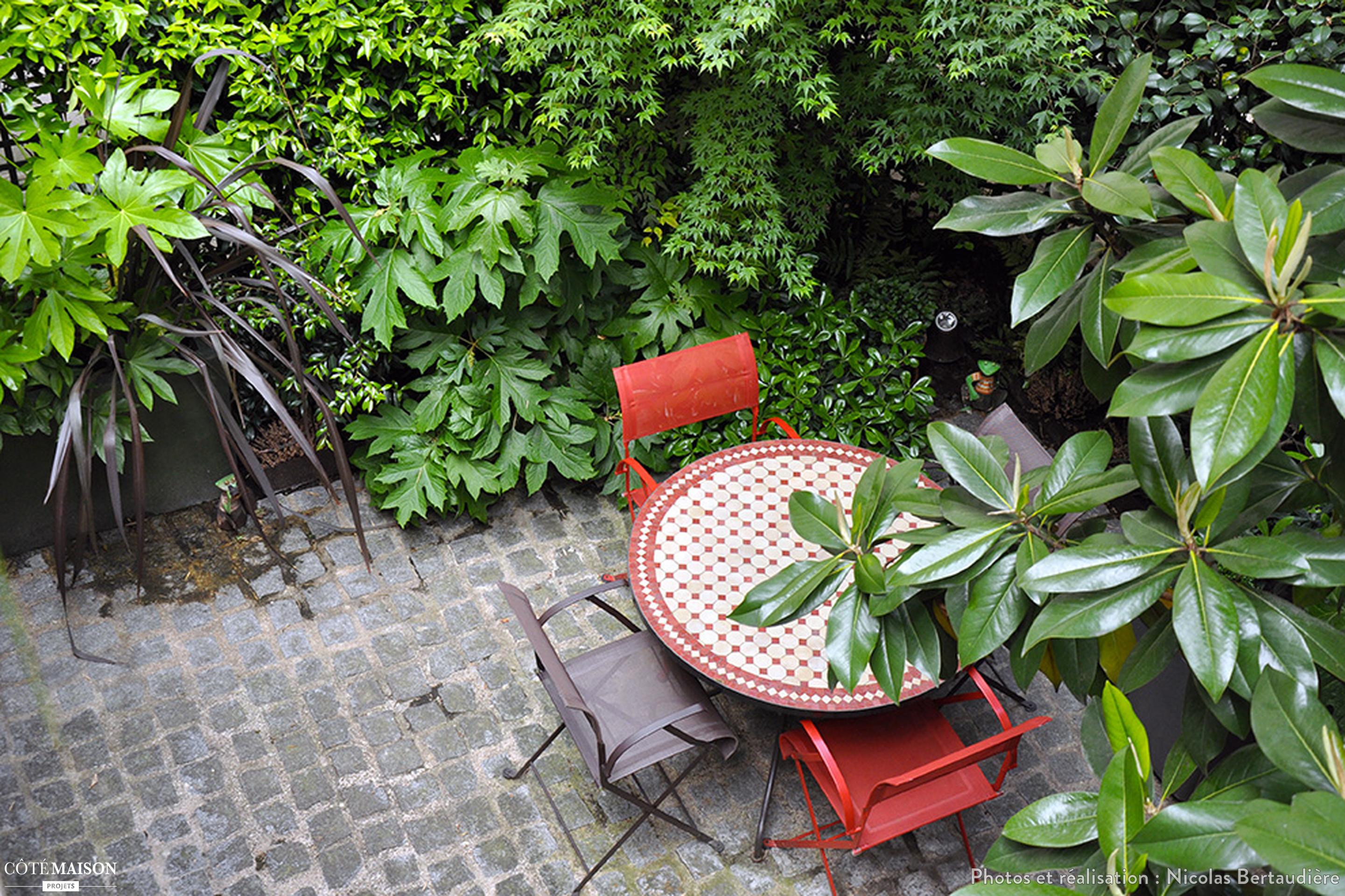 Un Jardin De Feuillages De 50 M2 Paris GARDEN TROTTER
