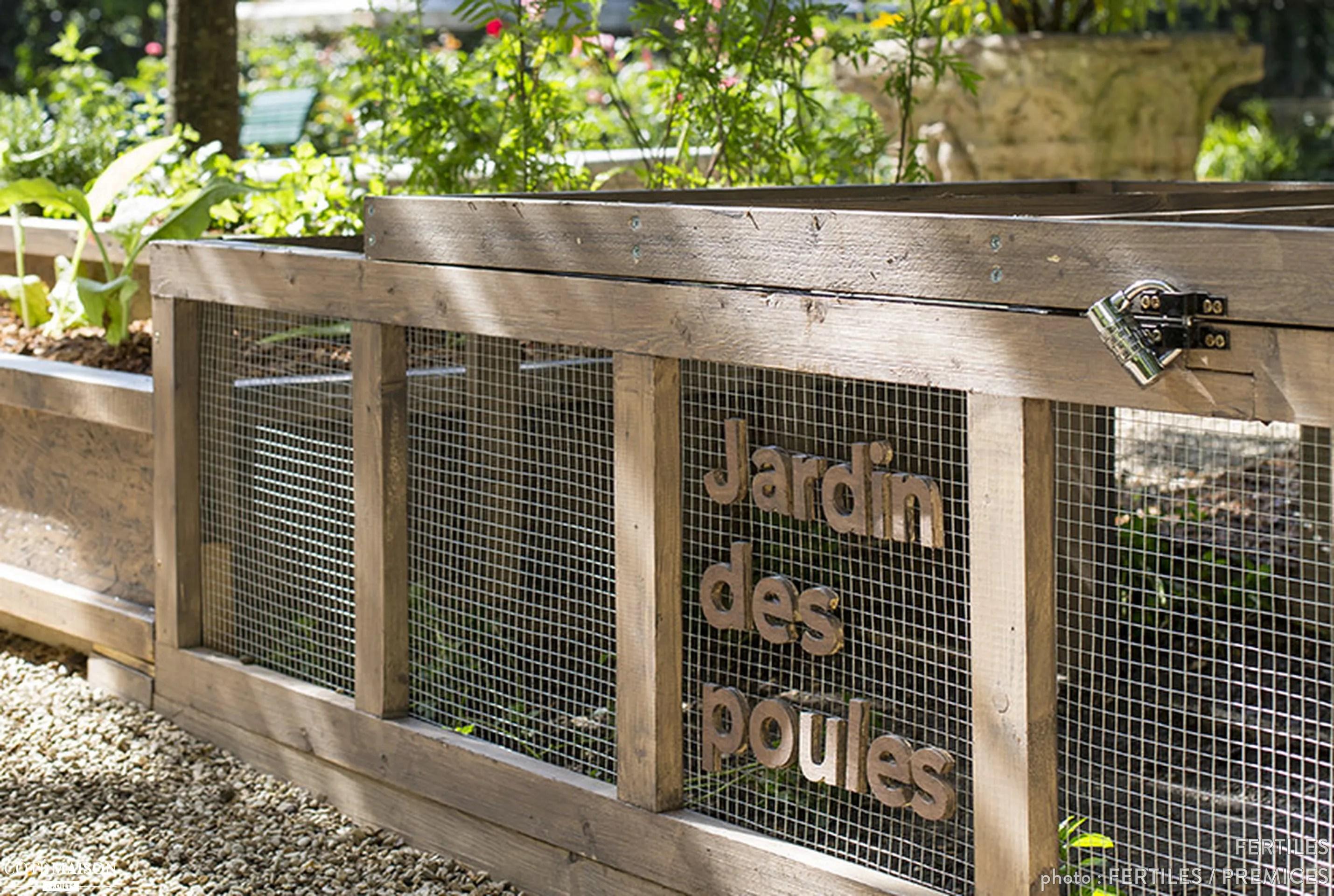 Un Poulailler Pour Paris Fertiles Ct Maison