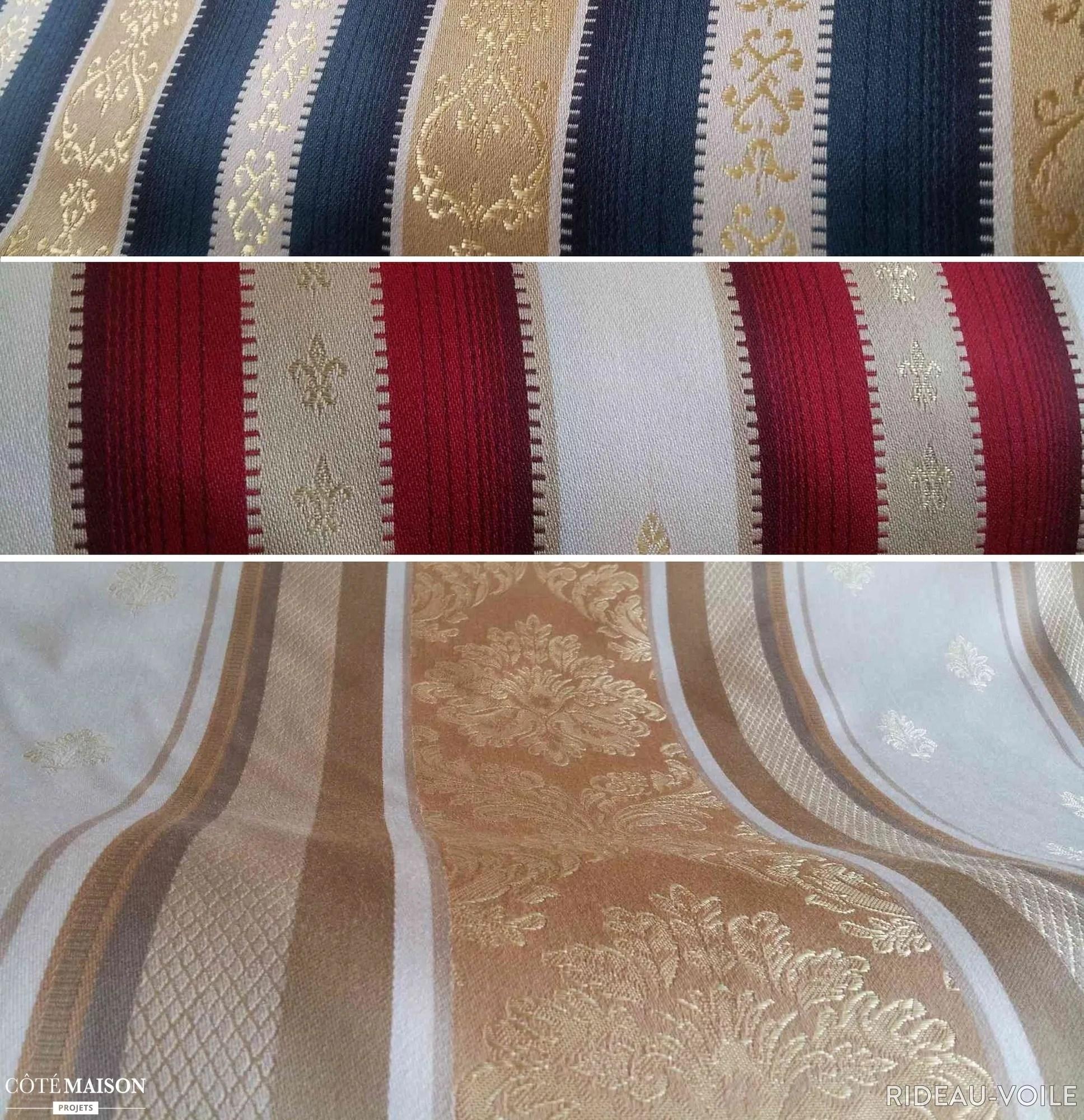 tissu style ameublement empire