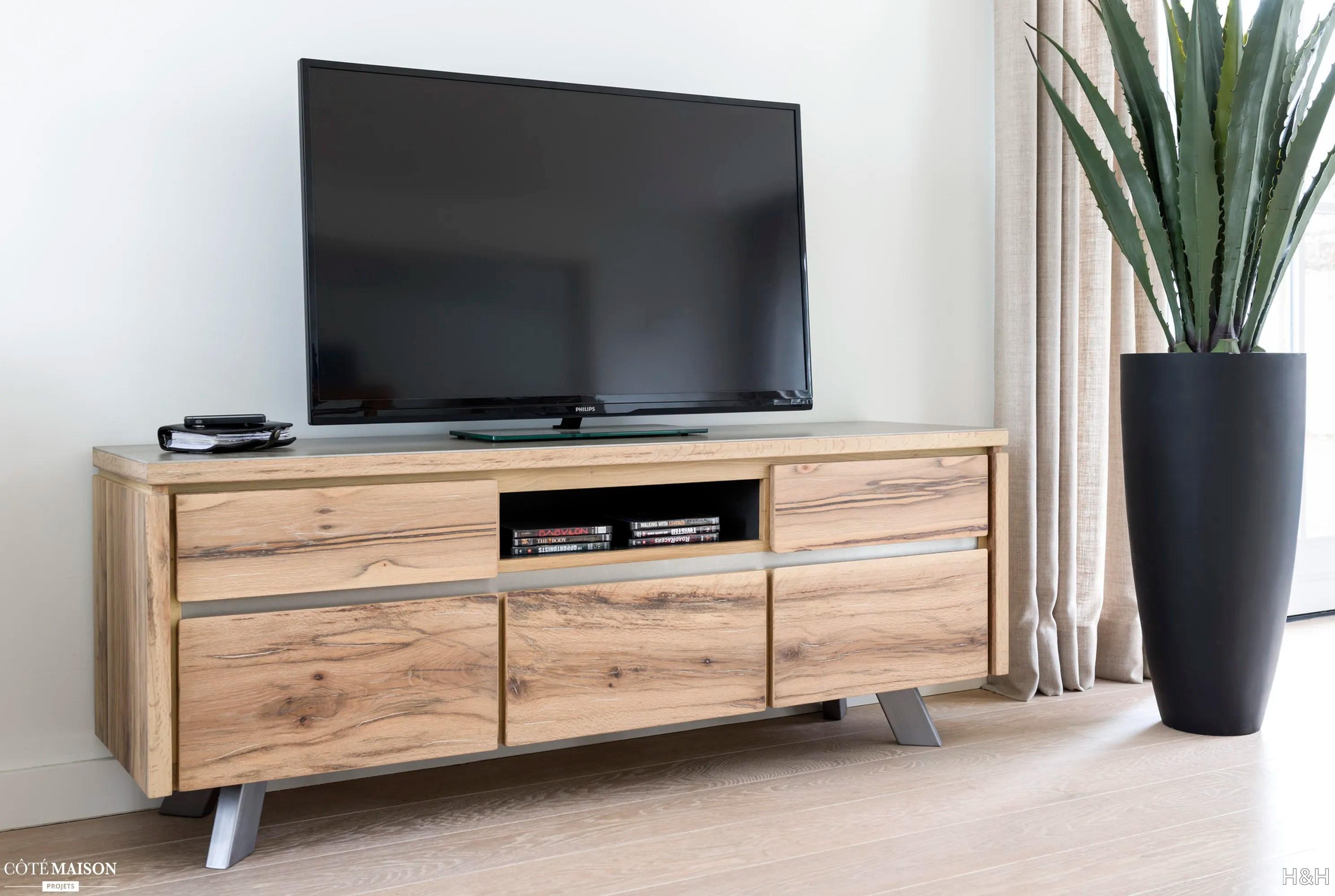 meuble tv h amp h h amp h cote maison