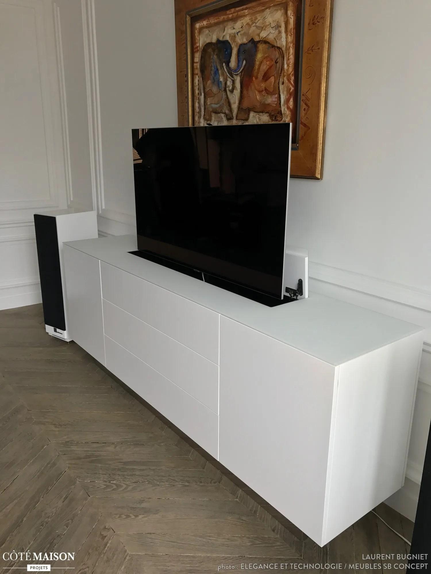instalirati polje odbiti meuble tele encastrable