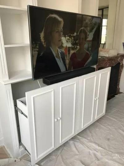 فى المنزل تحدث في كثير من الأحيان آفة meuble tv escamotable prix