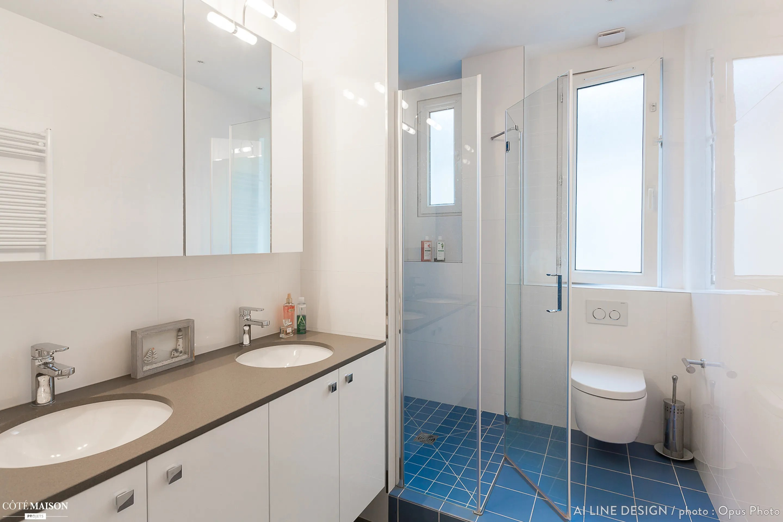 Appartement Cardinet AI Line Design Ct Maison