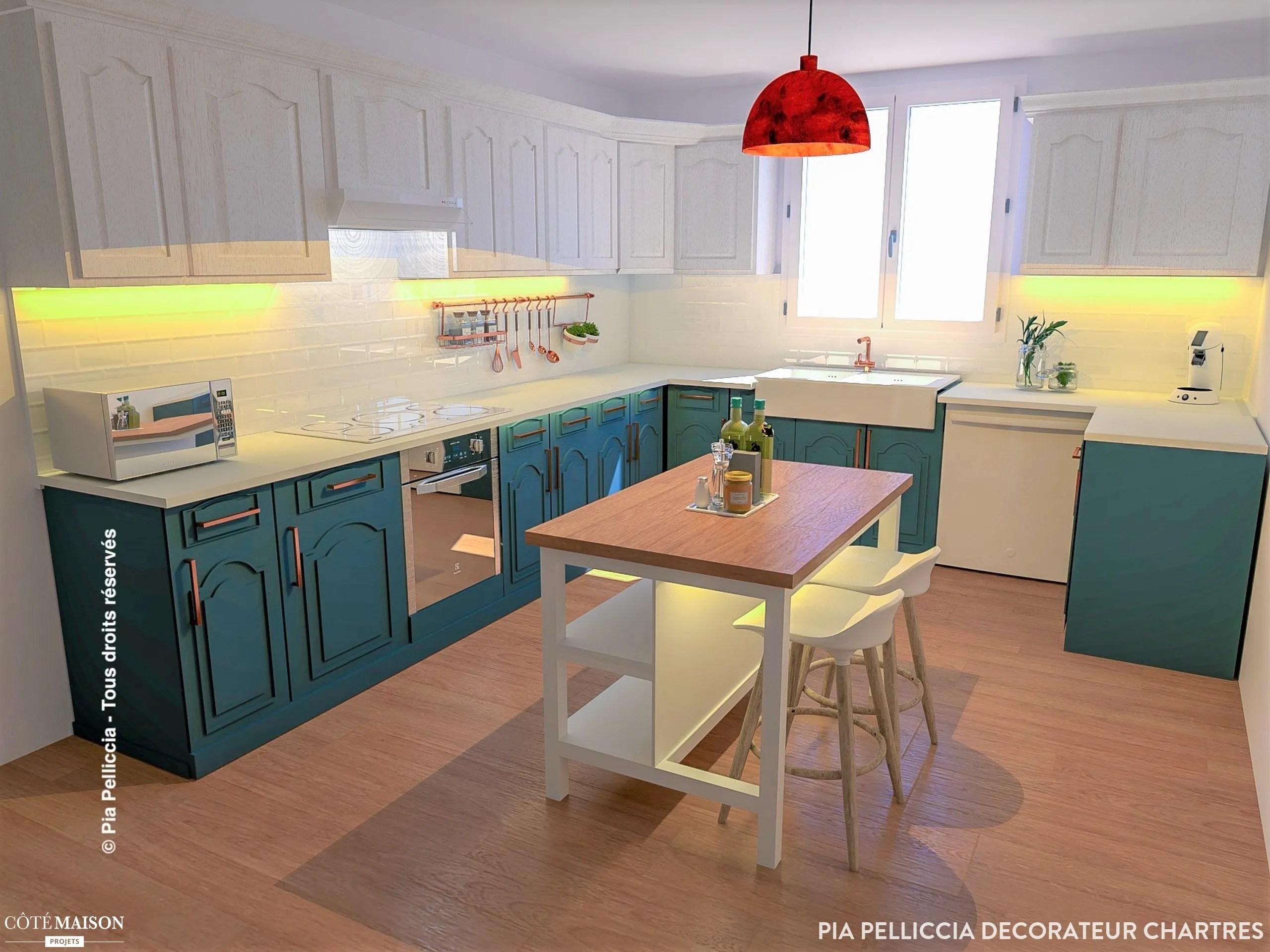 Home Staging Ancienne Cuisine Chapeau De Gendarme Pia Pelliccia Decorateur Chartres Cote Maison