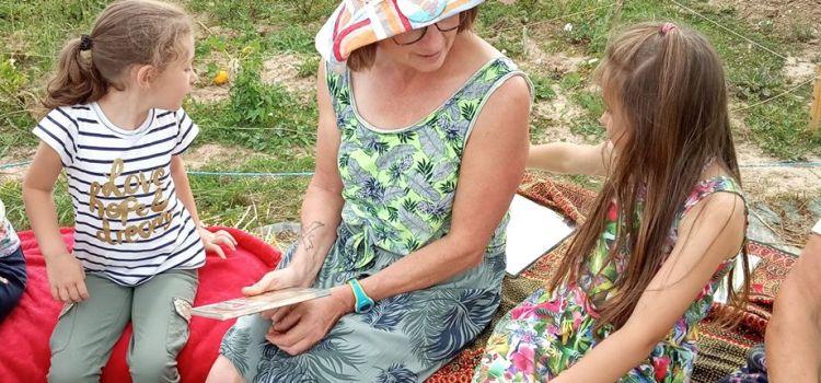 Yvetot – « Les lectures au jardin »