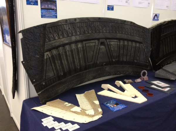 1:1 Stargate Project - Real Life Size Gate