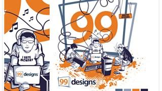 লোগো ডিজাইন পর্ব-২৯ (99design Contest)