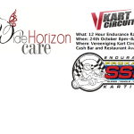 Entries for 8th Wide Horizon Hospice 12 Hour Charity kart race now open