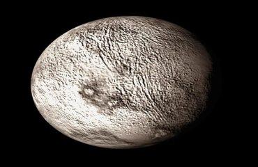Хуамеа - карликовая планета