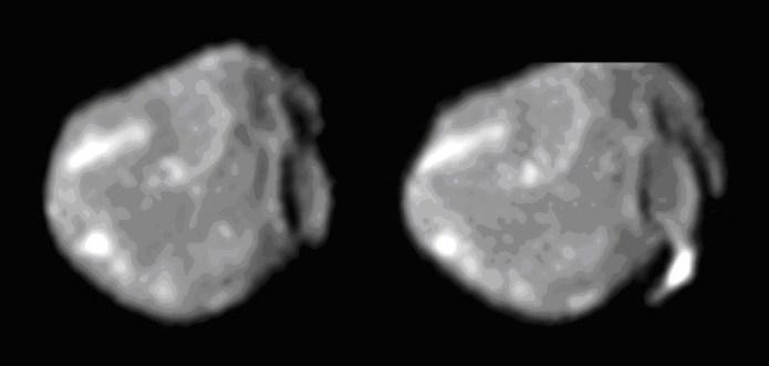 Амальтея - спутник Юпитера