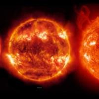10 крупнейших звёзд во вселенной