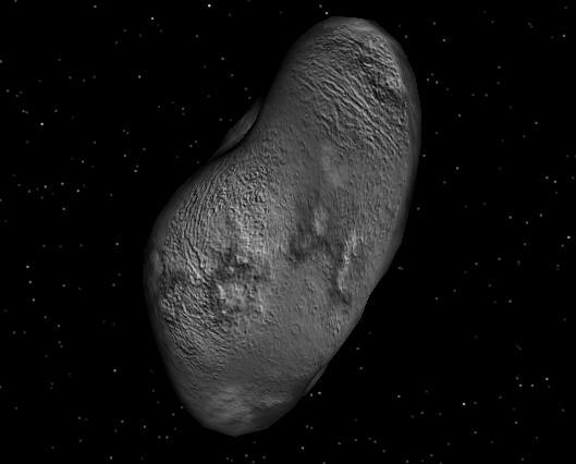 Гималия спутник Юпитера