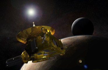 Космический аппарат Новые горизонты