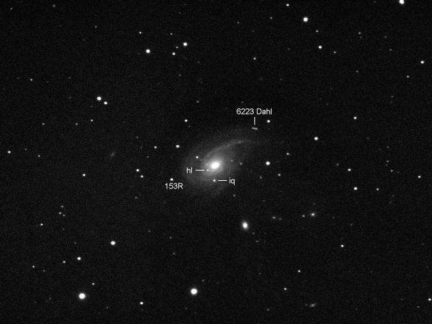 Галактика NGC-772