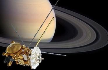 Кассини космический аппарат