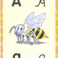 Alfabeto - 4 formas de escrita