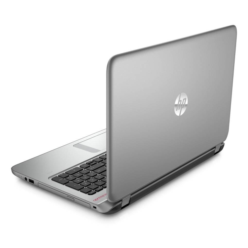 HP Envy 15 TouchSmart 2014 danh gia thiet ke