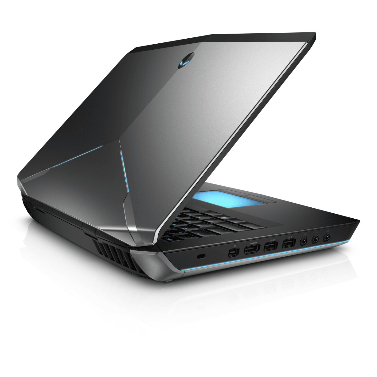 Cạnh trái Laptop game Dell Alienware M14 R3