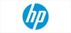 Logo laptop HP