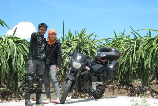 Jalan-jalan ke Pantai Glagah Kulonprogo Yogyakarta