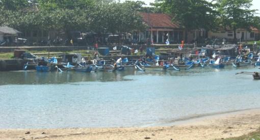 Panorama Pulau Santolo Pameungpeuk Garut