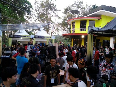 Suasana Jamnas 5 Prides di Purwakarta