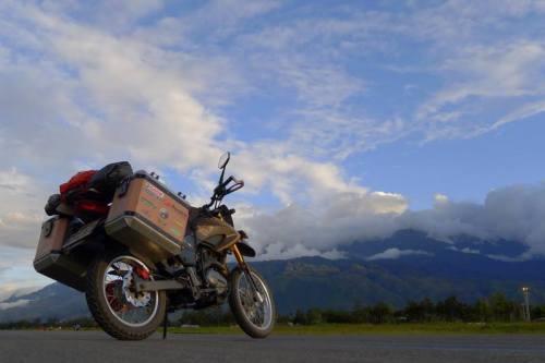 Maksimalkan Perlengkapan Touring dengan Pannier (Boks samping) XVENTURIDE
